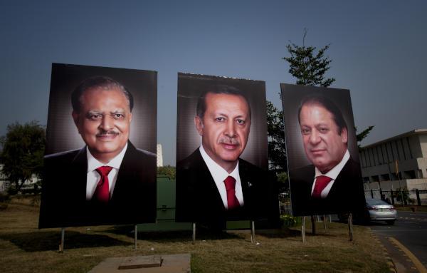 Pakistan Expels Turkish Staff from Schools ahead of Erdogan's Visit