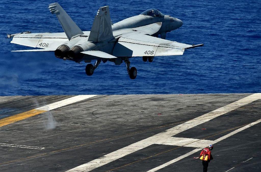 Pentagon Says Errors Led to Coalition Strike on Syria Regime forces
