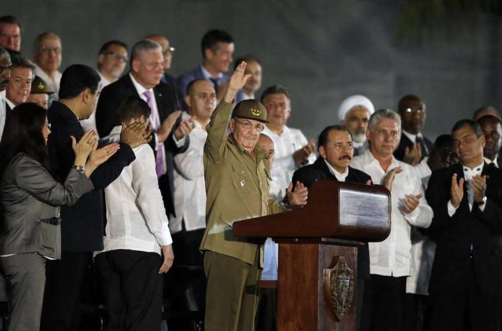 Havana to Commemorate Castro Today