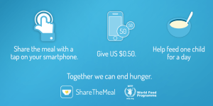 ShareTheMeal App