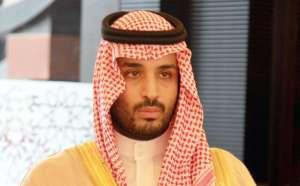 Deputy Crown Prince Mohammad bin Salman Al Saud