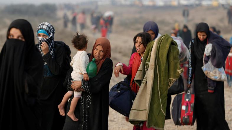 International Organizations Condemn PMF Violations in Mosul