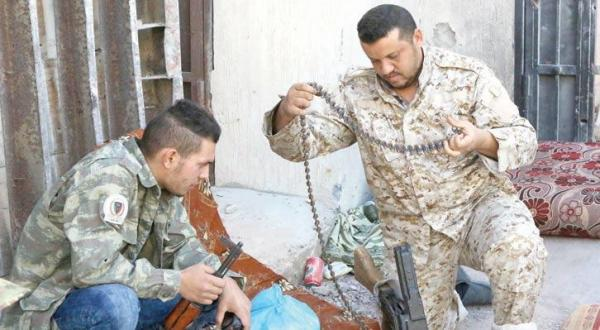 The Influence of the Libyan Army Increases