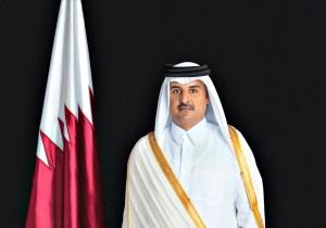 Qatar's Emir, Sheikh Tamim bin Hamad Al Thani. QNA