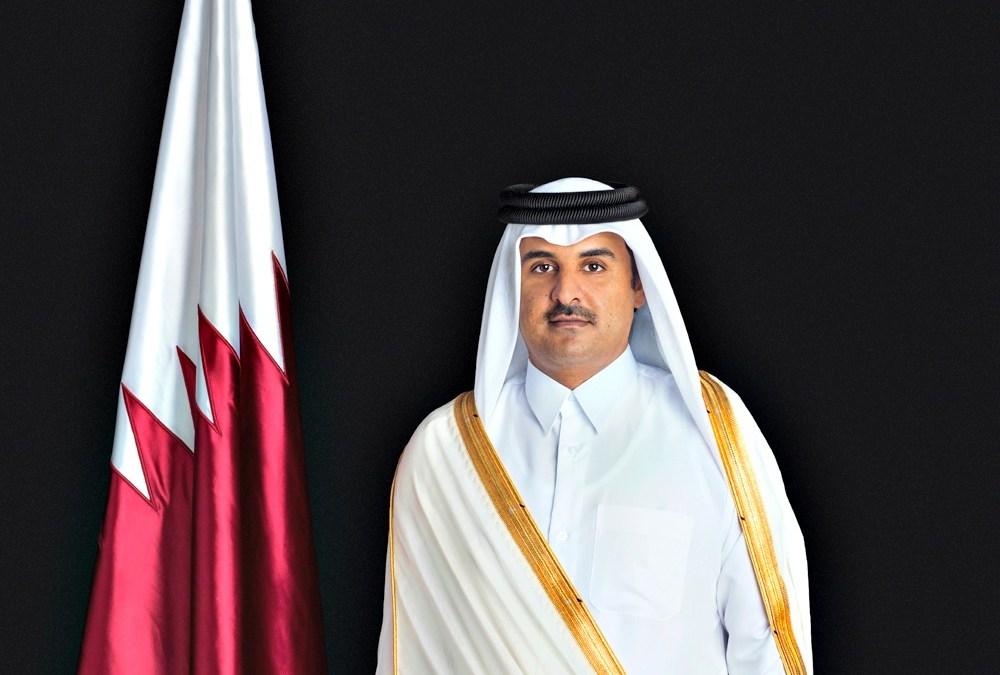 Emir of Qatar: 'Supporting GCC, Boosting and Developing Relations Are Top Priorities'