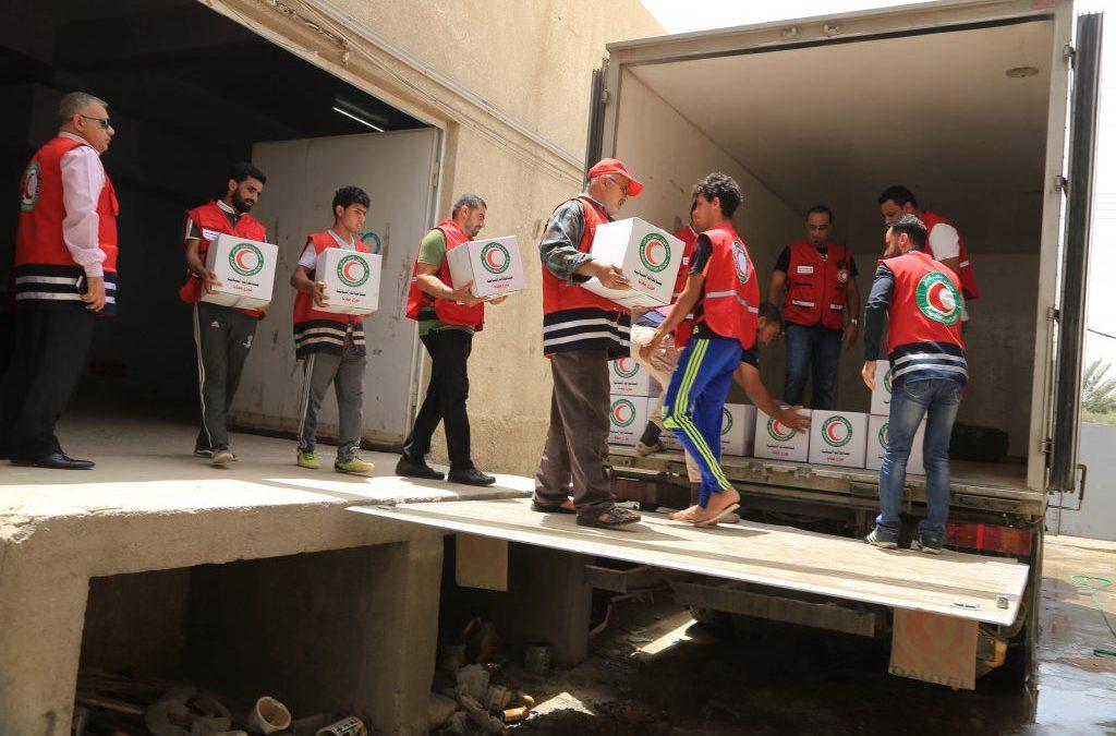 Arab Red Crescent: International Parties 'Politicizing' Yemen Aid