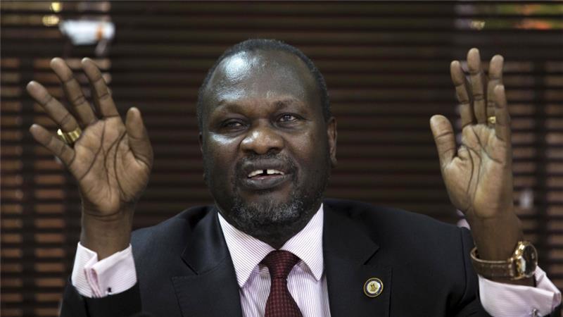 Riek Machar: Salva Kiir is Leading Ethnic Cleansing Operations, I'm not Preparing for New War