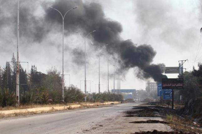 Syrian Opposition Regains Control over Towns in Aleppo's Northern Countryside