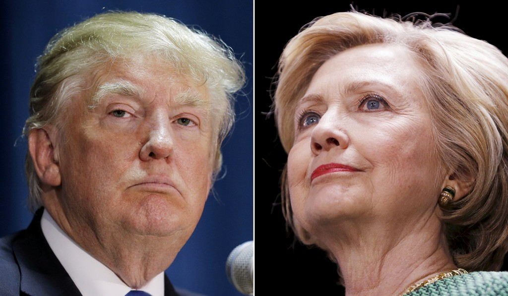 Online Markets Favor Clinton's Odds over Trump