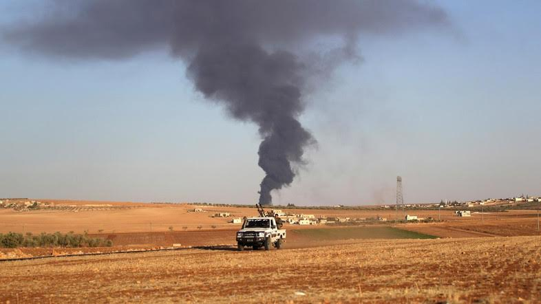 'Euphrates Shield' Faces Fierce Resistance at Al-Bab Outskirts
