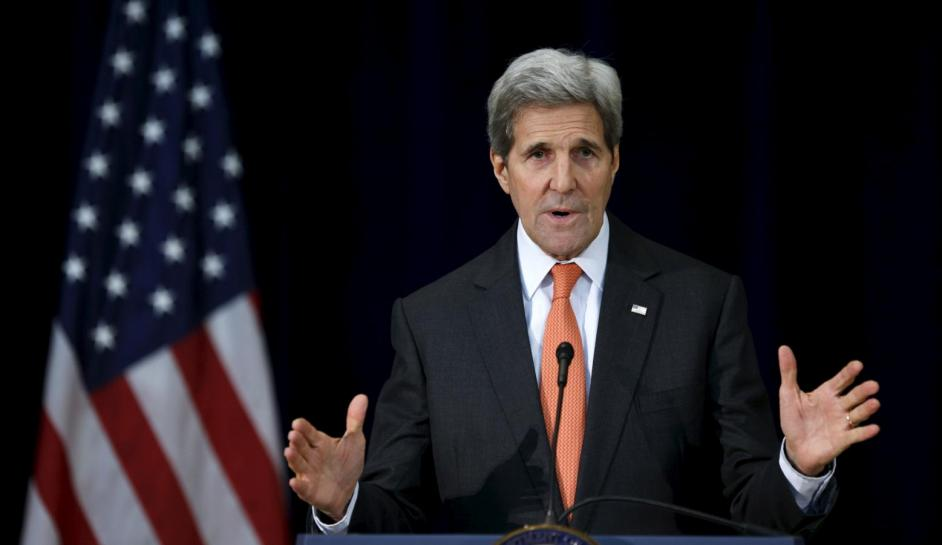 Kerry: 'U.S. Presidential Elections Downright Embarrassing'