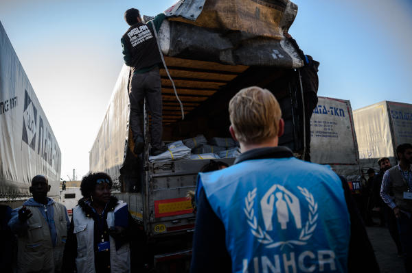 Three UNHCR Employees Kidnapped in West Darfur