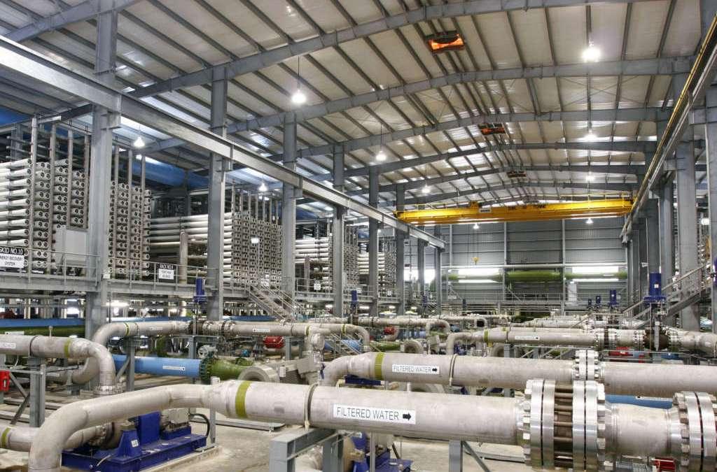 Saudi Arabia Inaugurates World's Largest Desalination Plant