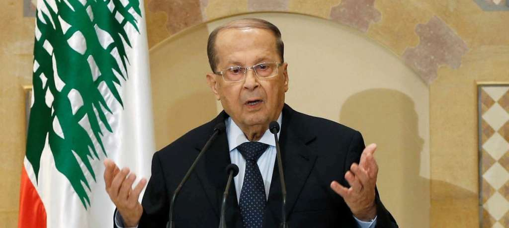 New President's Inaugural Speech Stresses the Need to Dissociate Lebanon from External Conflicts