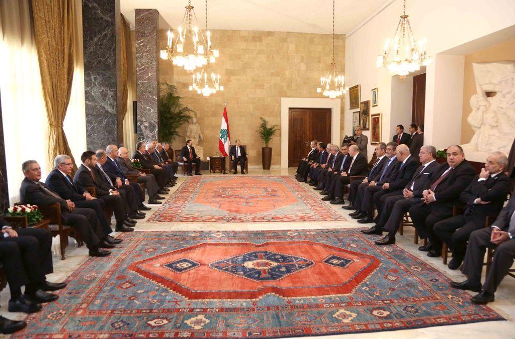 Hariri Guarantees his Nomination as Lebanon's Prime Minister