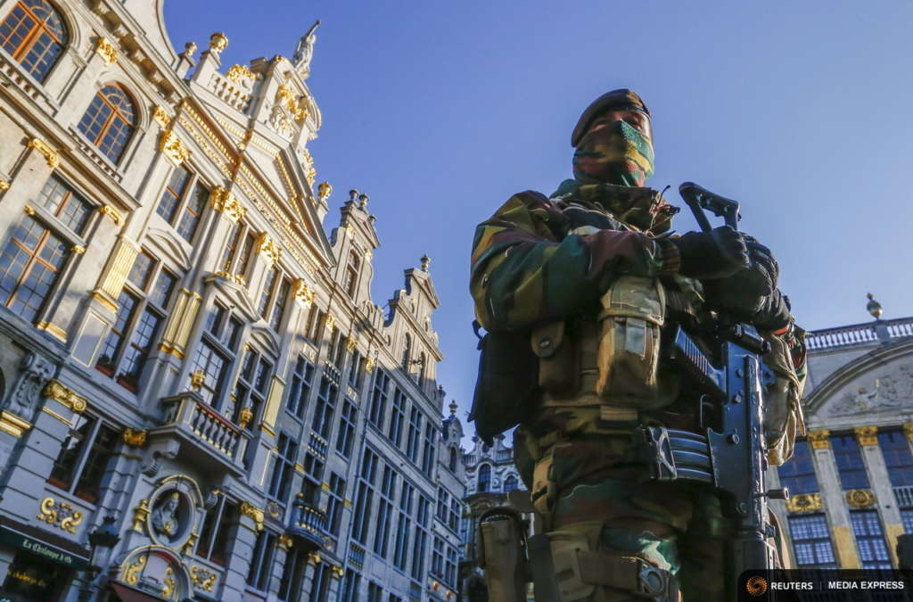 Belgium Employs Private Security Companies in Operations of Surveillance, Inspection