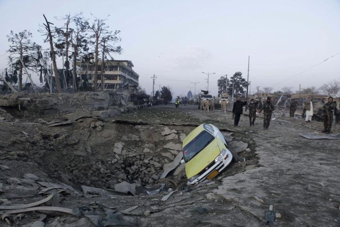 Taliban Attack on German Consulate in Afghanistan Kills Six