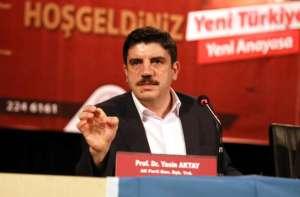 Yasin Aktay, the AK Party's deputy chairman