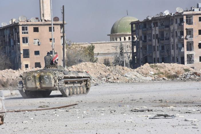 Aleppo's Refugees Under Attack, Regime Mobilizes for a Decisive Battle