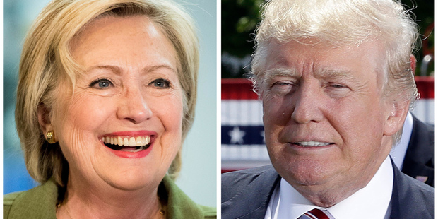 Donald Trump v Hillary Clinton: The 15 States that will Decide the U.S. Election