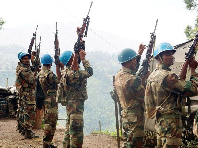 Congo Blast Kills 2, Wounds 31 Indian Peacekeepers