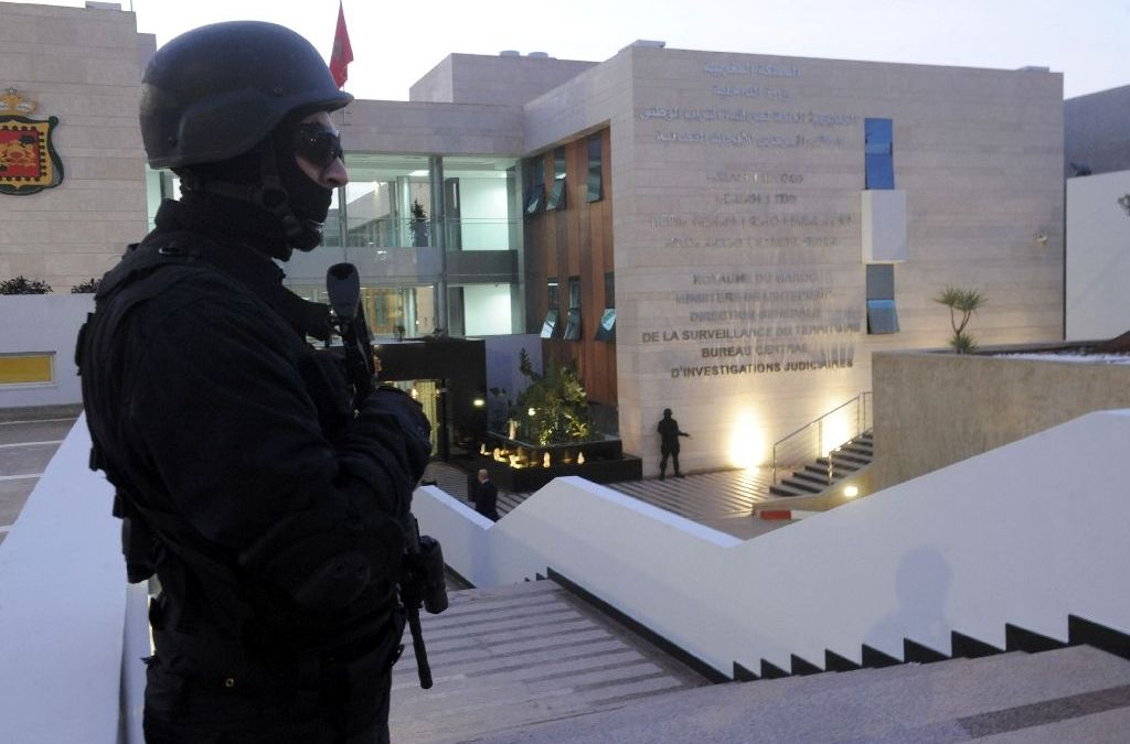 Morocco Dismantles 5-Member Terrorist Cell