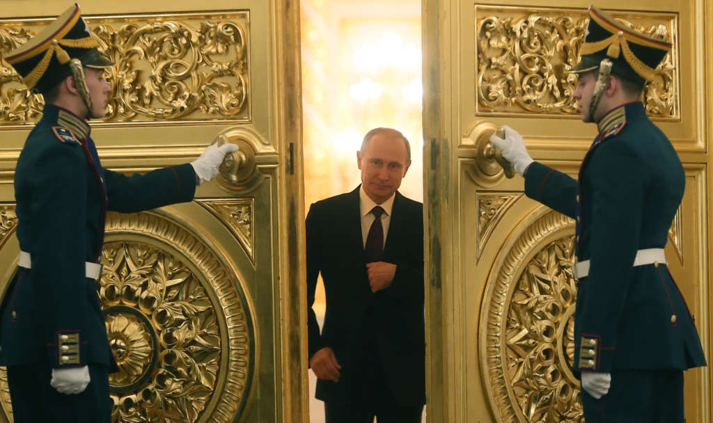 Moscow's Aggression, Source of Concern for the West