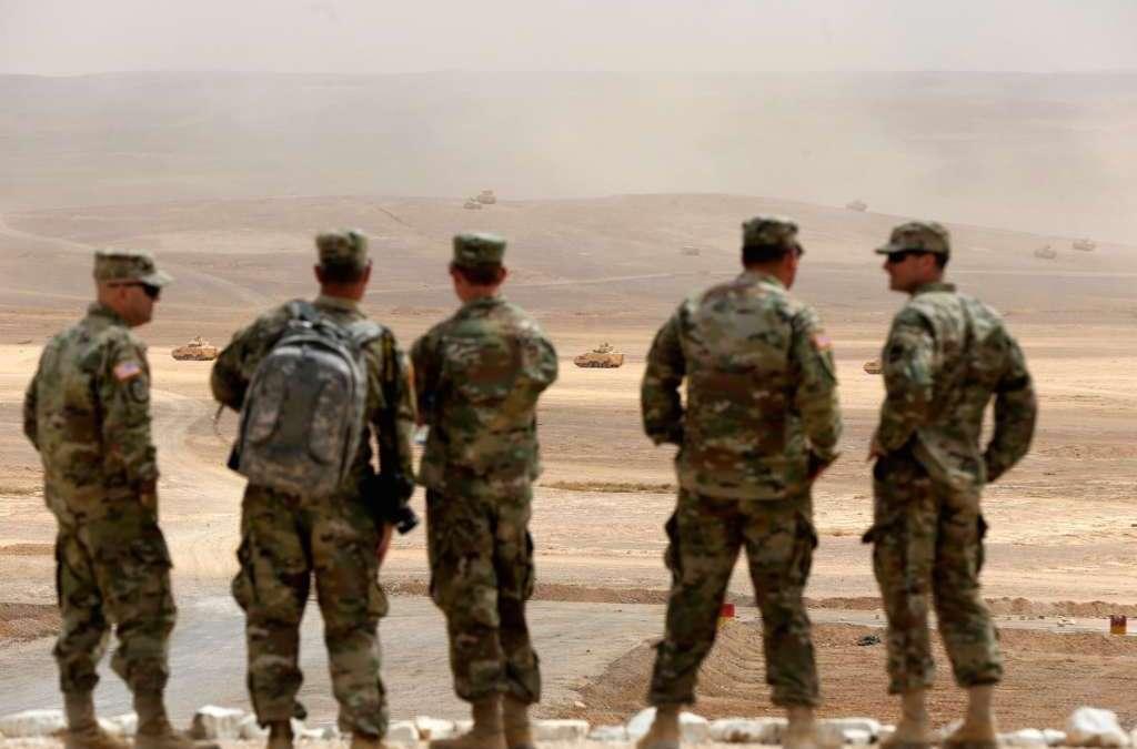 3 U.S. Military Trainers Shot Dead at Jordan Air Base
