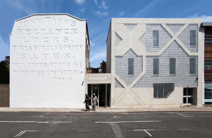British Architect Designs Mosques without Minaret, Dome