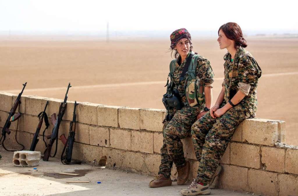 Diplomats Confirm U.S. Making Promises on Ankara's Safe Zone