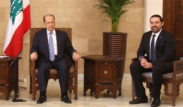 Aoun, Hariri Hint of 24-Member Cabinet to Break 'Ministerial Appetite'