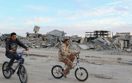 No Respite for Libya after ISIS driven from Sirte