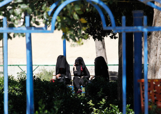 For Women Under ISIS, a Tyranny of Dress Code and Punishment