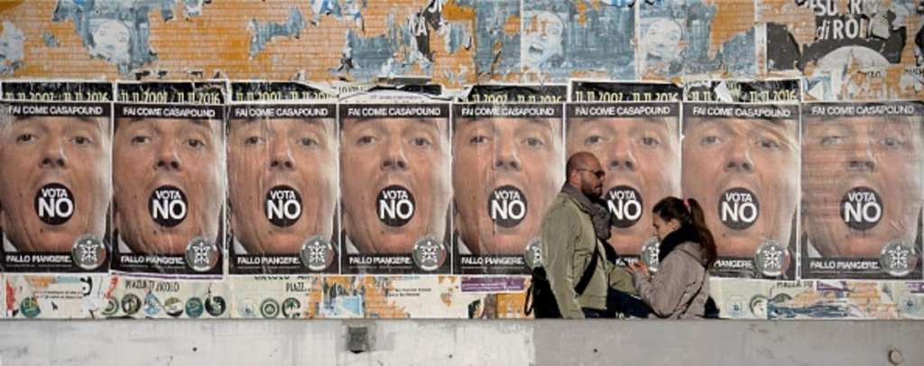Millennials Should Take the Deciding Role in Italy's Referendum