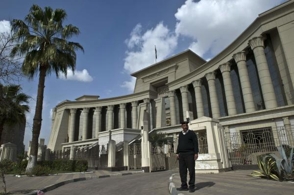 Egypt's Supreme Court Upholds Law Against Protests