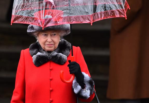 Britain's Queen to miss Christmas Church Service for the First Time in nearly 30 Years