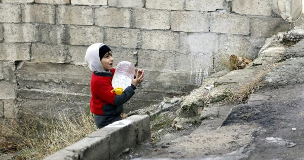 Water Supply Crisis in Damascus