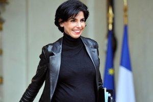 EU Parliamentarian and former French Justice Minister Rachida Dati