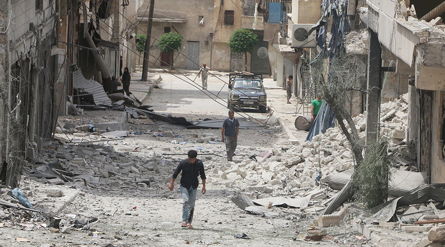 International Responses to Syria's Comprehensive Ceasefire