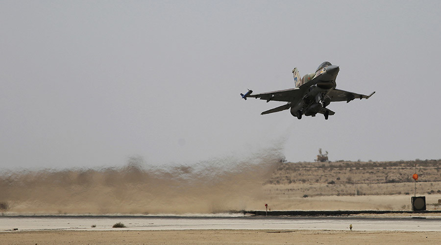 Israel Bombs Mezzeh Airport for the Second Time in a Week