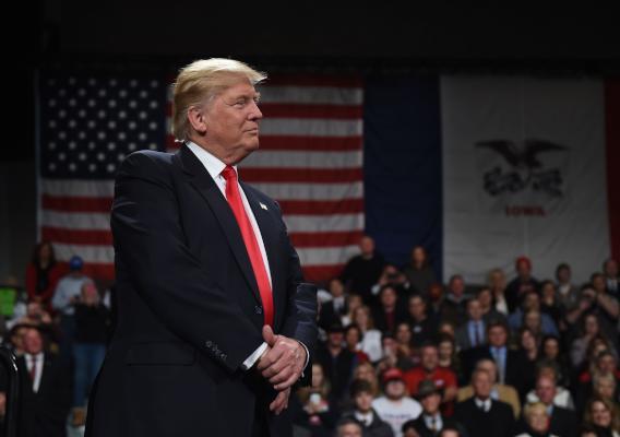 "Opinion: No ""Trump"" Sign on Obama's Ziggurat"