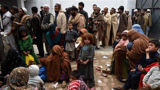 U.N. Warns of Alarming Rise in Number of Displaced Afghans