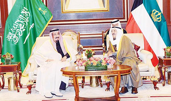 King Salman's Visit to Kuwait Embodies Historic Gulf Ties