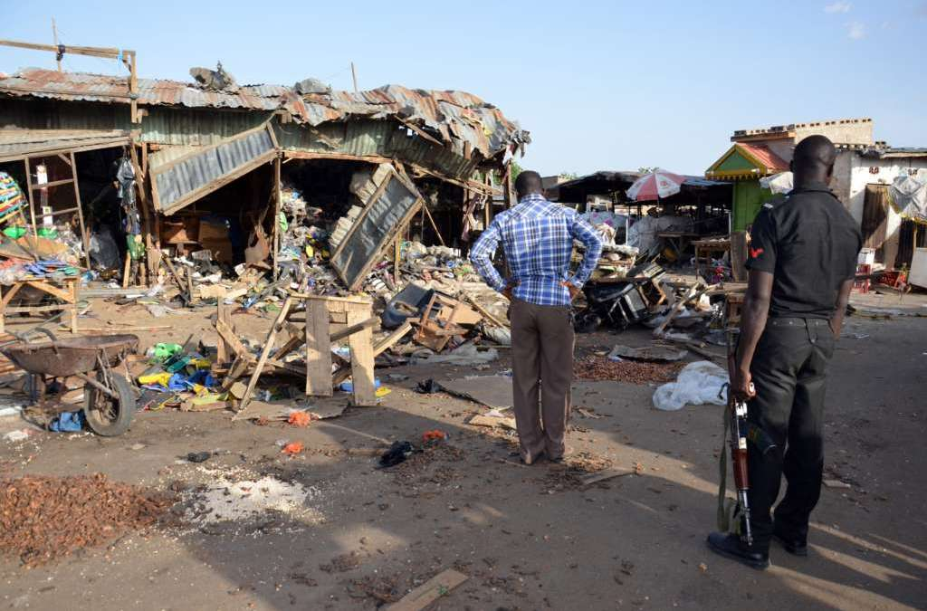Boko Haram behind Two Girl Suicide Bombers Attack in Nigeria