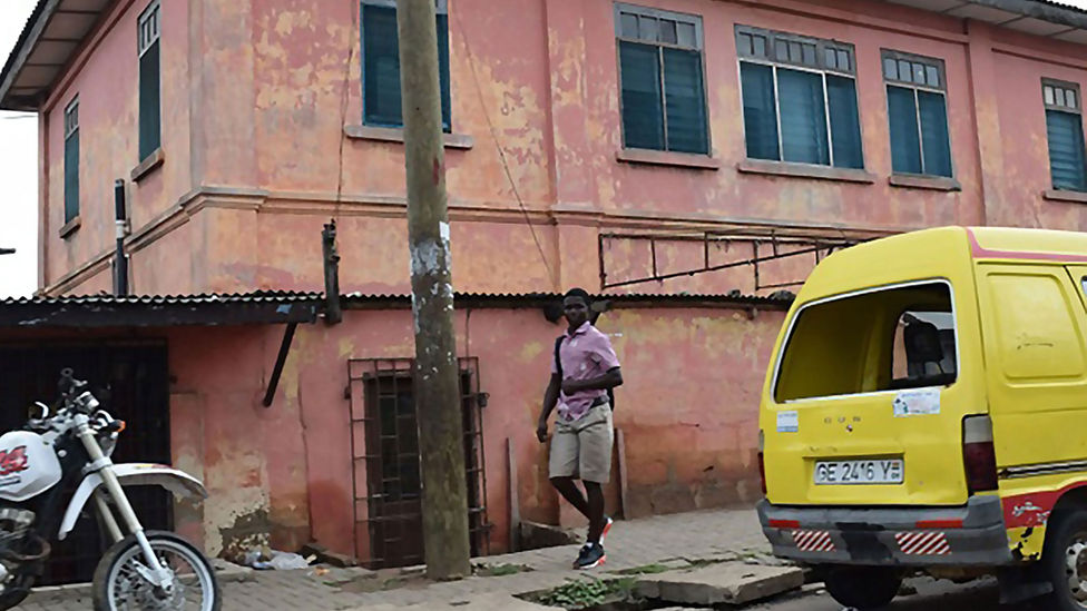Fake U.S. Embassy in Accra Stopped after 10 Years