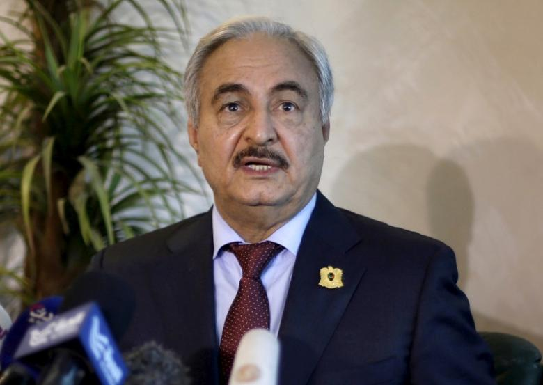 Haftar Asks LNA to Mobilize for Tripoli's Liberation