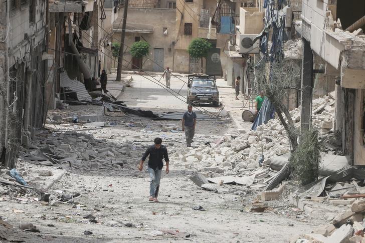 Opinion: Aleppo's Mistakes