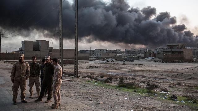 International Organizations Warn of Environmental Damage South of Mosul