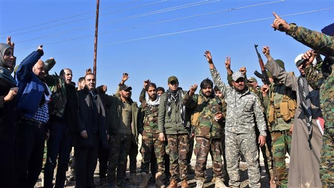 Syrian Regime Uses Defeat in Palmyra to Convince Russians to Invest in War