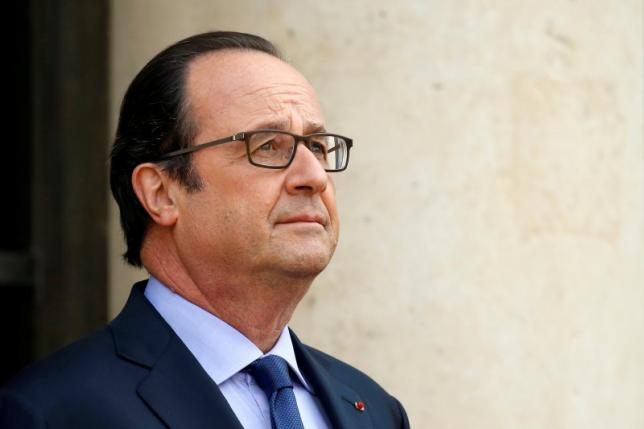 Hollande… The First French President Not Seeking Reelection